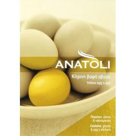 Äggfärg gul ANATOLI