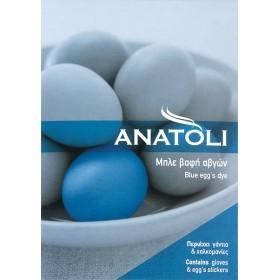Äggfärg blå ANATOLI